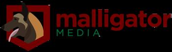 Malligator Media Logo